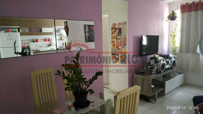 WhatsApp Image 2020-11-18 at 1 - Apartamento Condomínio Beija Flor - apartamento 2qtos - Honório Gurgel - PAAP24063 - 5