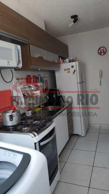 WhatsApp Image 2020-11-18 at 1 - Apartamento Condomínio Beija Flor - apartamento 2qtos - Honório Gurgel - PAAP24063 - 9