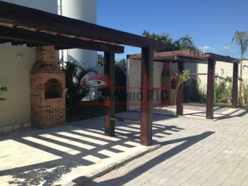 entrada beija flor - Apartamento Condomínio Beija Flor - apartamento 2qtos - Honório Gurgel - PAAP24063 - 12