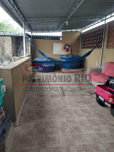 índice141148 - Ótimo apartamento tipo casa 1qto - Cordovil - PAAP10461 - 4