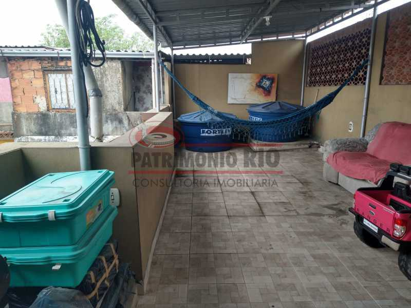 141146 - Ótimo apartamento tipo casa 1qto - Cordovil - PAAP10461 - 5