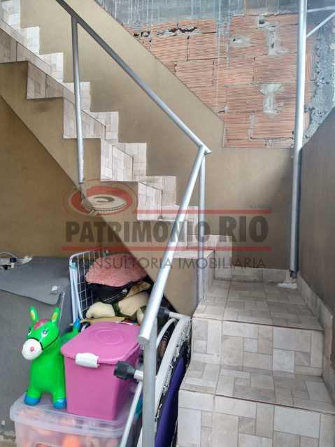 141143 - Ótimo apartamento tipo casa 1qto - Cordovil - PAAP10461 - 7