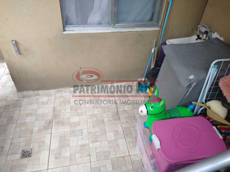 141141 - Ótimo apartamento tipo casa 1qto - Cordovil - PAAP10461 - 8