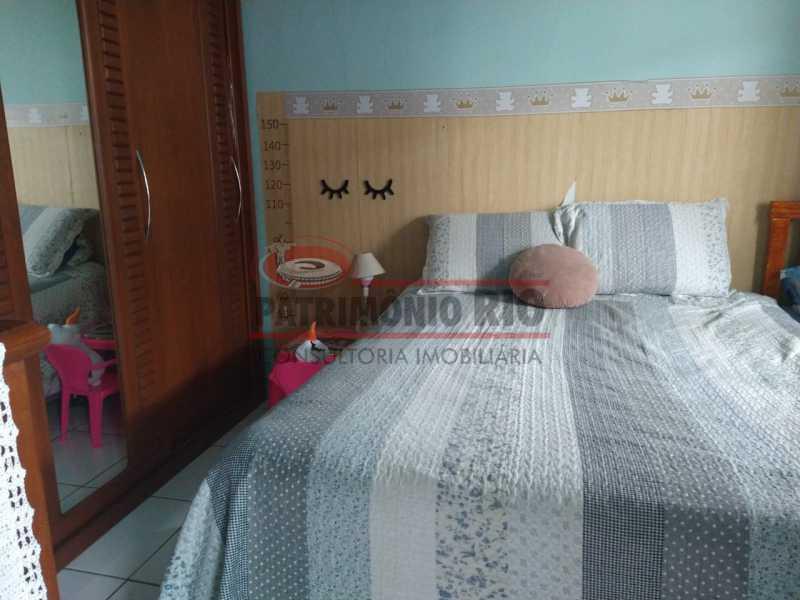 141136 - Ótimo apartamento tipo casa 1qto - Cordovil - PAAP10461 - 9