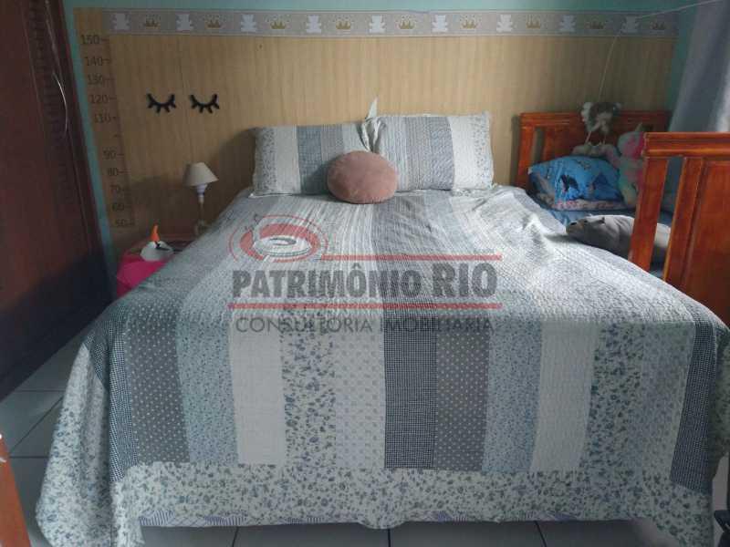141132 - Ótimo apartamento tipo casa 1qto - Cordovil - PAAP10461 - 12