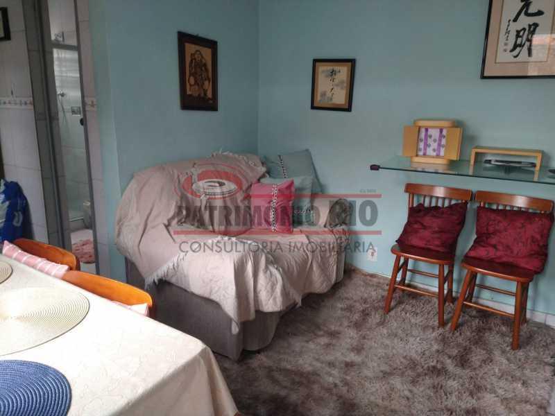 141131 - Ótimo apartamento tipo casa 1qto - Cordovil - PAAP10461 - 13