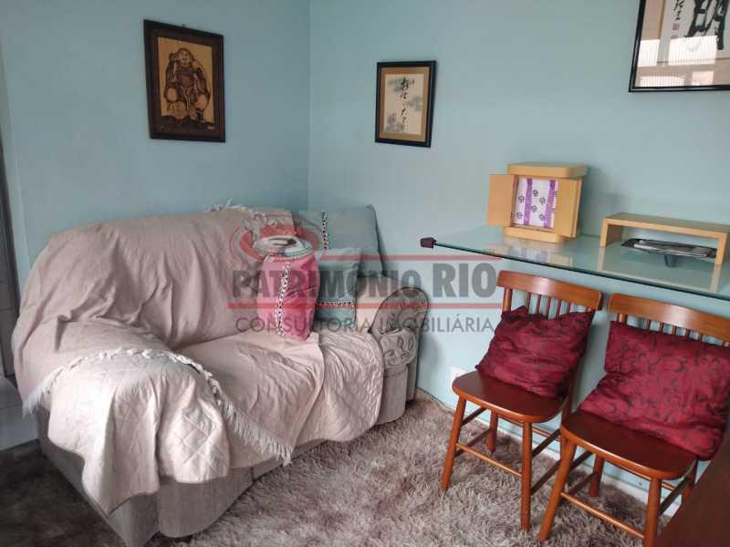 141129 - Ótimo apartamento tipo casa 1qto - Cordovil - PAAP10461 - 14