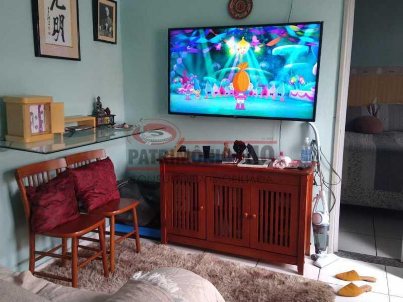 índice141125 - Ótimo apartamento tipo casa 1qto - Cordovil - PAAP10461 - 16