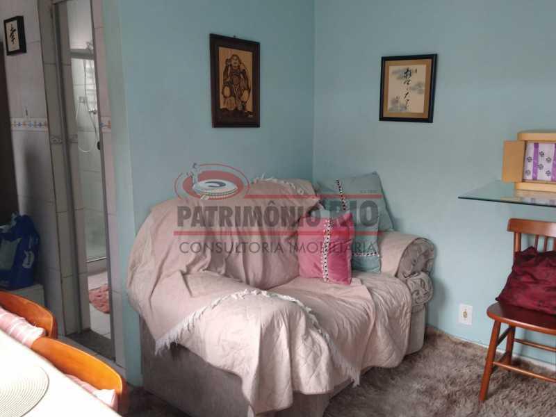 índice141122 - Ótimo apartamento tipo casa 1qto - Cordovil - PAAP10461 - 17