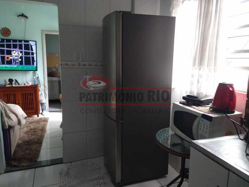 índice141110 - Ótimo apartamento tipo casa 1qto - Cordovil - PAAP10461 - 24
