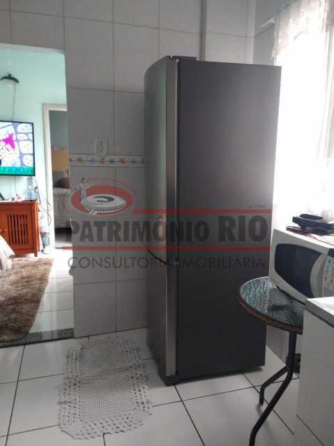 índice14117 - Ótimo apartamento tipo casa 1qto - Cordovil - PAAP10461 - 25