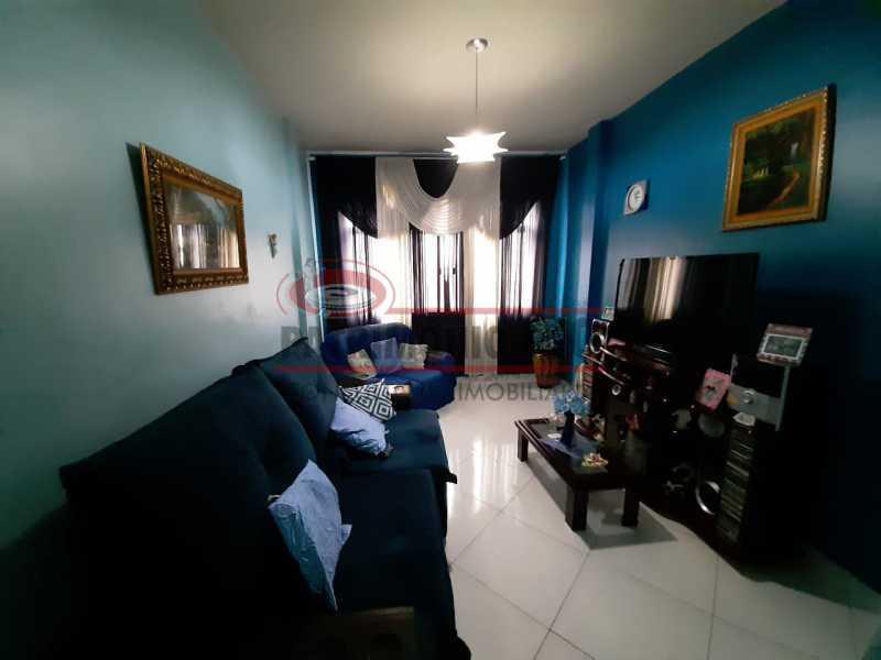 1 - Apartamento 76M², 2quartos, 2salas, condução na porta - PAAP24071 - 1