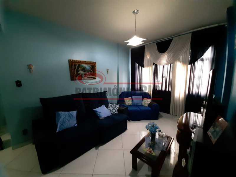 2 - Apartamento 76M², 2quartos, 2salas, condução na porta - PAAP24071 - 3