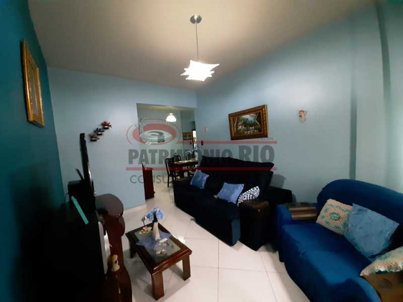 3 - Apartamento 76M², 2quartos, 2salas, condução na porta - PAAP24071 - 4
