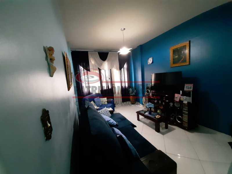 4 - Apartamento 76M², 2quartos, 2salas, condução na porta - PAAP24071 - 5