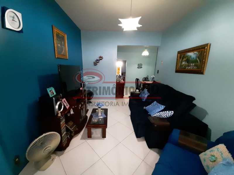 8 - Apartamento 76M², 2quartos, 2salas, condução na porta - PAAP24071 - 9