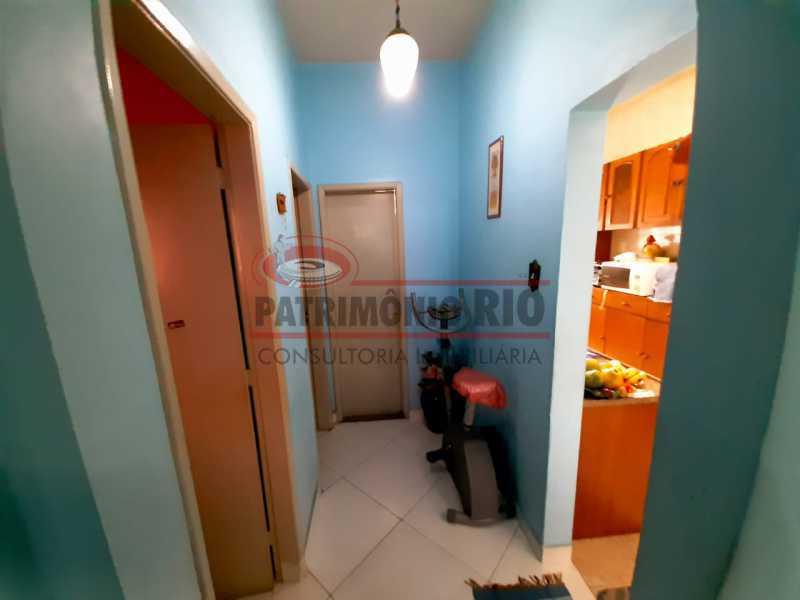 10 - Apartamento 76M², 2quartos, 2salas, condução na porta - PAAP24071 - 11