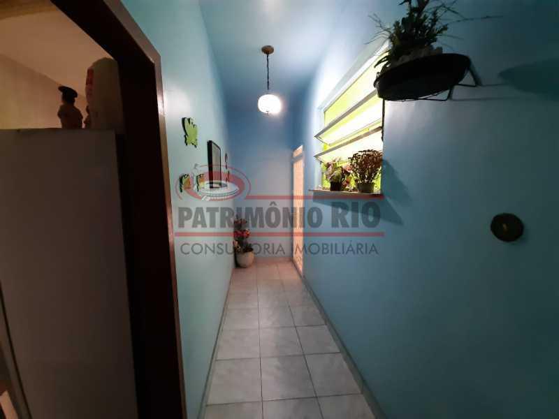 12 2 - Apartamento 76M², 2quartos, 2salas, condução na porta - PAAP24071 - 13