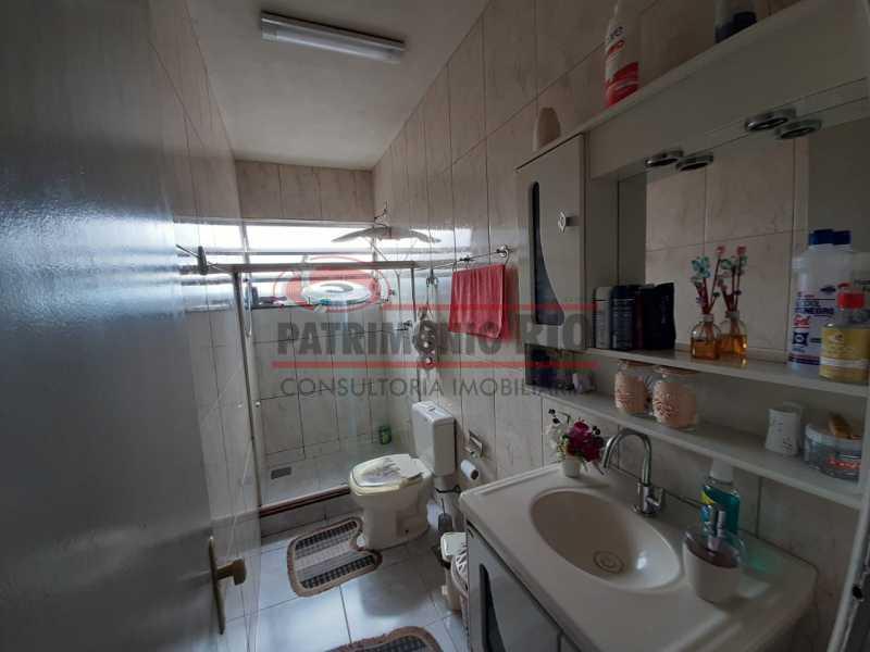 14 2 - Apartamento 76M², 2quartos, 2salas, condução na porta - PAAP24071 - 15