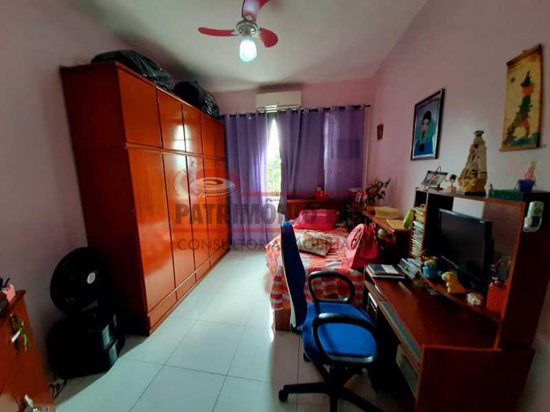15 2 - Apartamento 76M², 2quartos, 2salas, condução na porta - PAAP24071 - 16