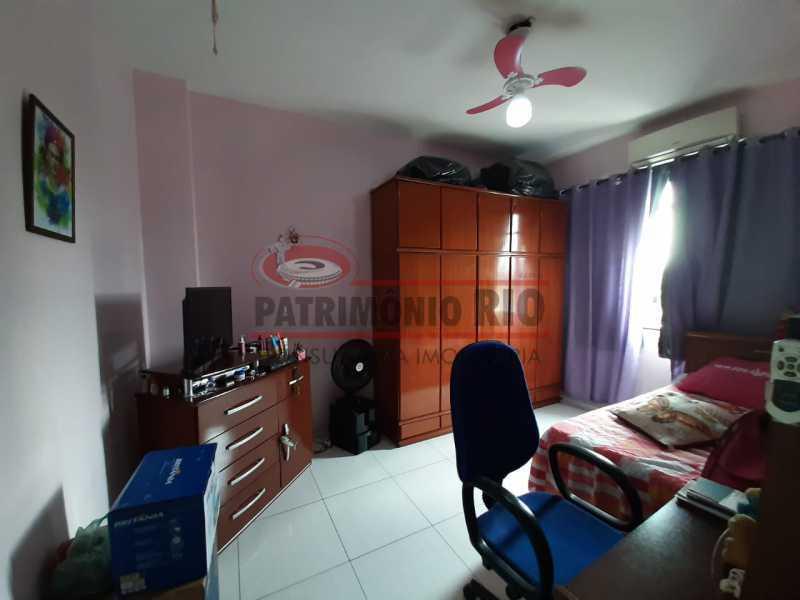 16 2 - Apartamento 76M², 2quartos, 2salas, condução na porta - PAAP24071 - 17