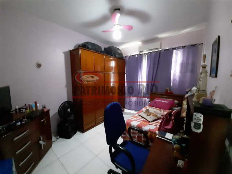 17 2 - Apartamento 76M², 2quartos, 2salas, condução na porta - PAAP24071 - 18
