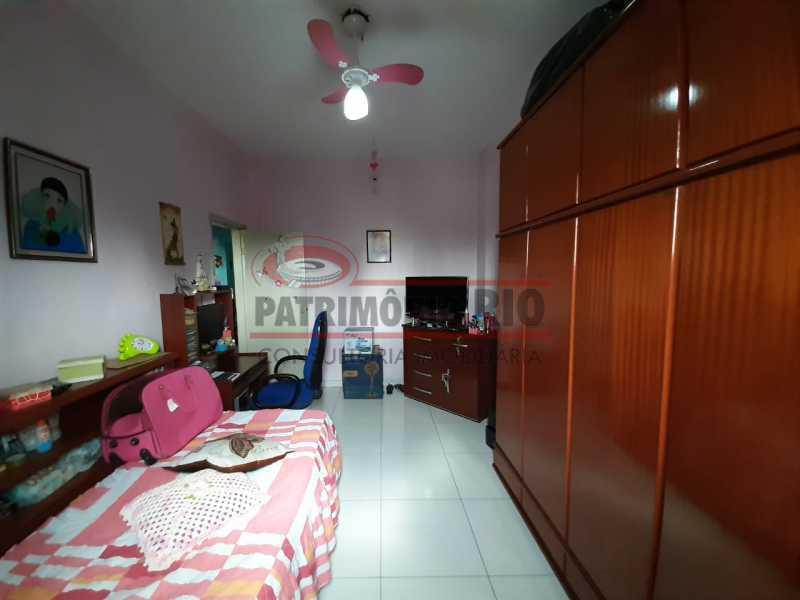 18 2 - Apartamento 76M², 2quartos, 2salas, condução na porta - PAAP24071 - 19