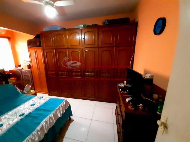 21 - Apartamento 76M², 2quartos, 2salas, condução na porta - PAAP24071 - 22