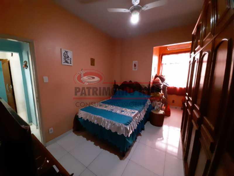 23 - Apartamento 76M², 2quartos, 2salas, condução na porta - PAAP24071 - 24