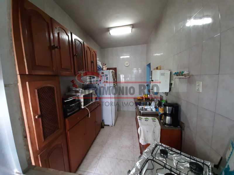 25 - Apartamento 76M², 2quartos, 2salas, condução na porta - PAAP24071 - 26