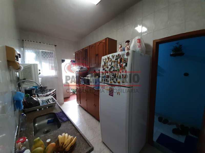 26 - Apartamento 76M², 2quartos, 2salas, condução na porta - PAAP24071 - 27