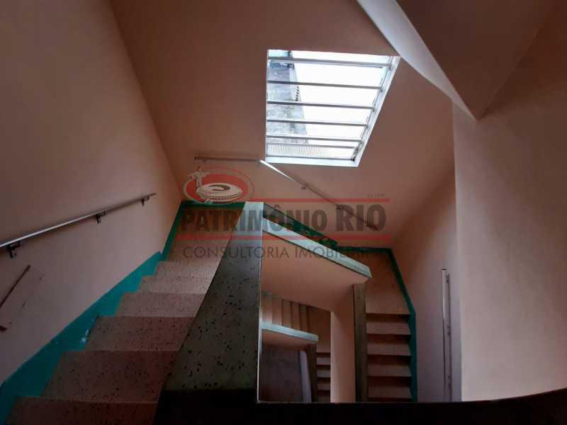 27 - Apartamento 76M², 2quartos, 2salas, condução na porta - PAAP24071 - 28