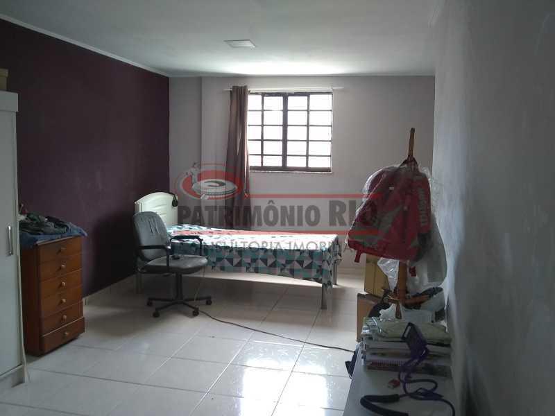 IMG_20201117_104803654 - Boa Casa 3quartos Duplex de frente somente a vista - PACA30523 - 12