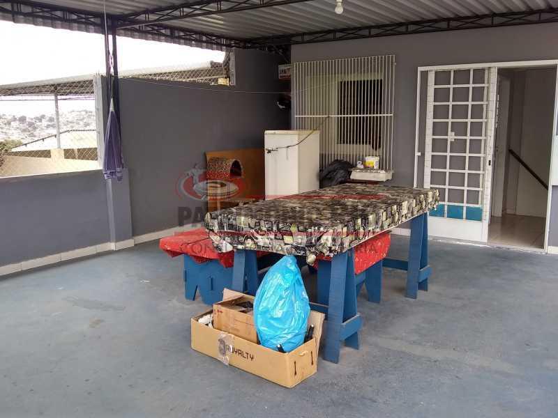 IMG_20201117_104909403_HDR - Boa Casa 3quartos Duplex de frente somente a vista - PACA30523 - 14