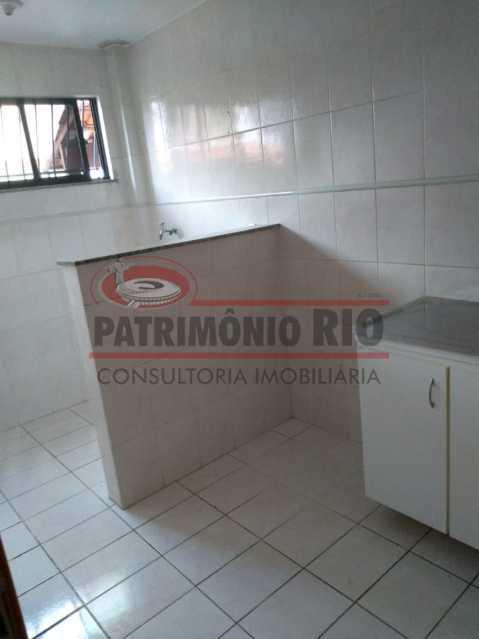 ITG 1 - Casa duplex 2qtos em condomínio - PACN20132 - 5