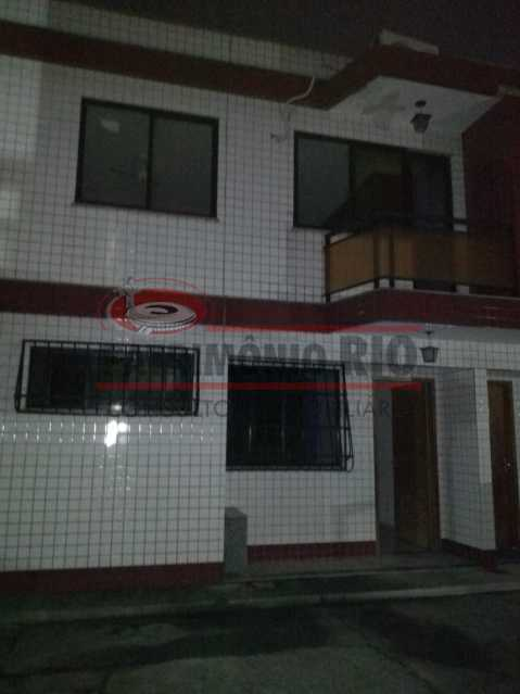 ITG15 - Casa duplex 2qtos em condomínio - PACN20132 - 1