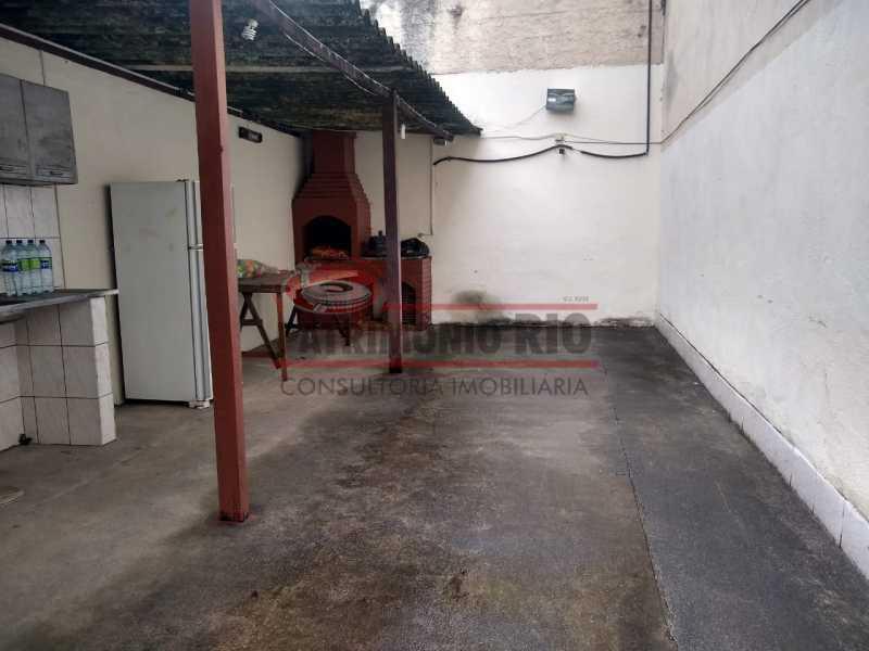 ITG21 - Casa duplex 2qtos em condomínio - PACN20132 - 18