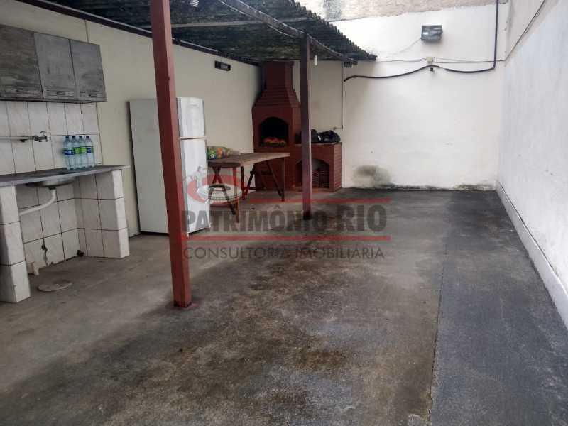 ITG22 - Casa duplex 2qtos em condomínio - PACN20132 - 19