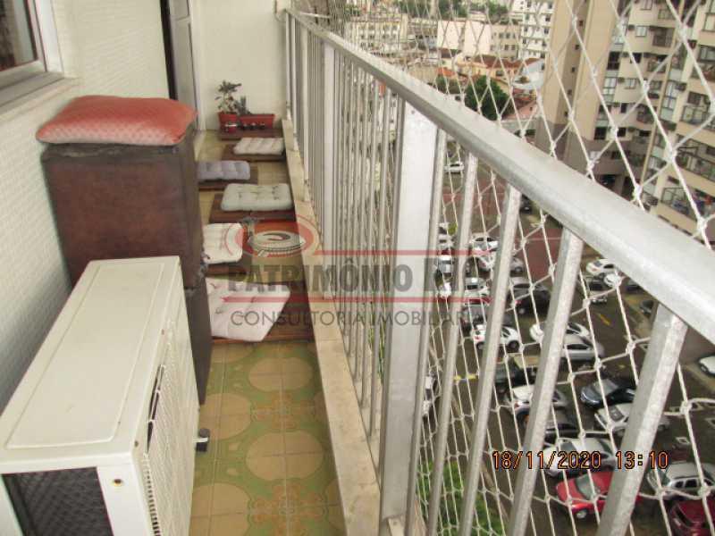 IMG_1797 - Excelente Apartamento Semi - Luxo, 2quartos, dependência completa, vaga de garagem escritura - Cachambi - PAAP24077 - 3