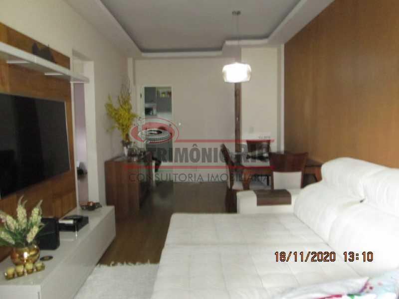 IMG_1799 - Excelente Apartamento Semi - Luxo, 2quartos, dependência completa, vaga de garagem escritura - Cachambi - PAAP24077 - 5