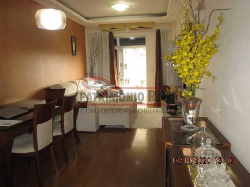 IMG_1800 - Excelente Apartamento Semi - Luxo, 2quartos, dependência completa, vaga de garagem escritura - Cachambi - PAAP24077 - 6