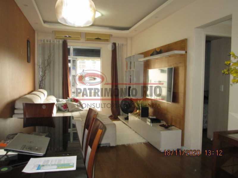 IMG_1801 - Excelente Apartamento Semi - Luxo, 2quartos, dependência completa, vaga de garagem escritura - Cachambi - PAAP24077 - 7
