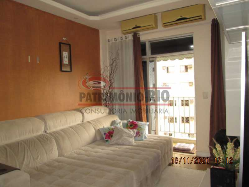 IMG_1802 - Excelente Apartamento Semi - Luxo, 2quartos, dependência completa, vaga de garagem escritura - Cachambi - PAAP24077 - 8