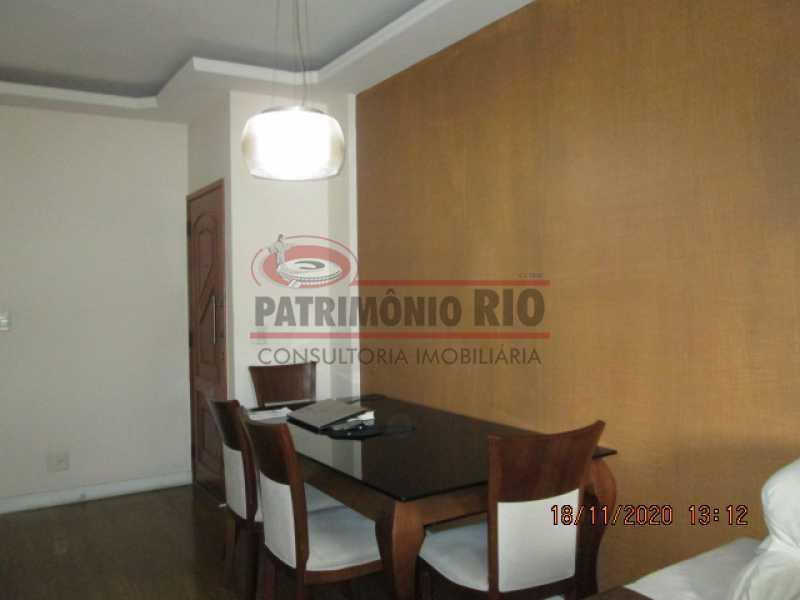 IMG_1803 - Excelente Apartamento Semi - Luxo, 2quartos, dependência completa, vaga de garagem escritura - Cachambi - PAAP24077 - 9