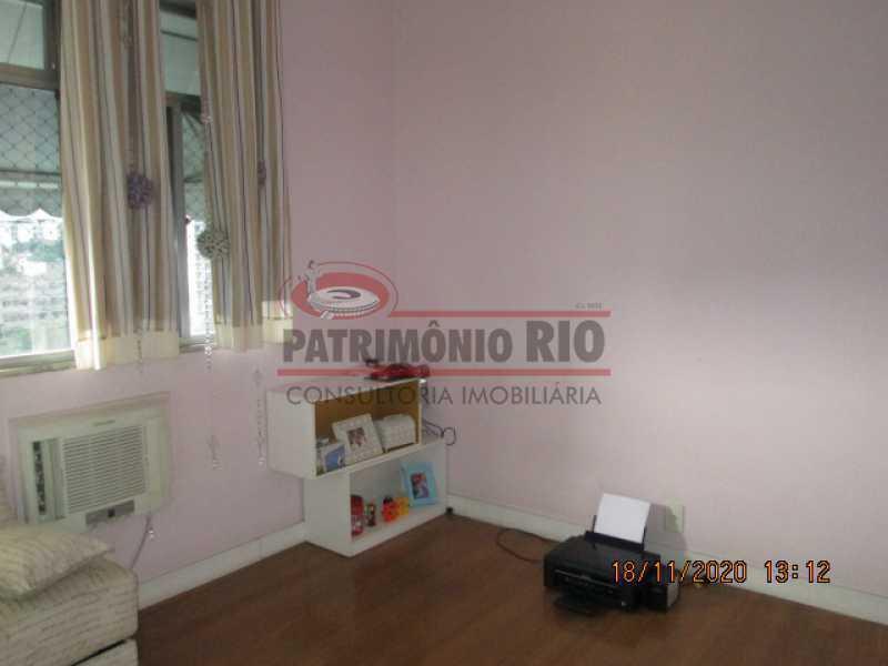 IMG_1805 - Excelente Apartamento Semi - Luxo, 2quartos, dependência completa, vaga de garagem escritura - Cachambi - PAAP24077 - 11