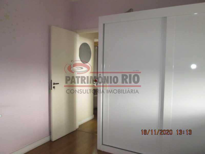 IMG_1807 - Excelente Apartamento Semi - Luxo, 2quartos, dependência completa, vaga de garagem escritura - Cachambi - PAAP24077 - 13