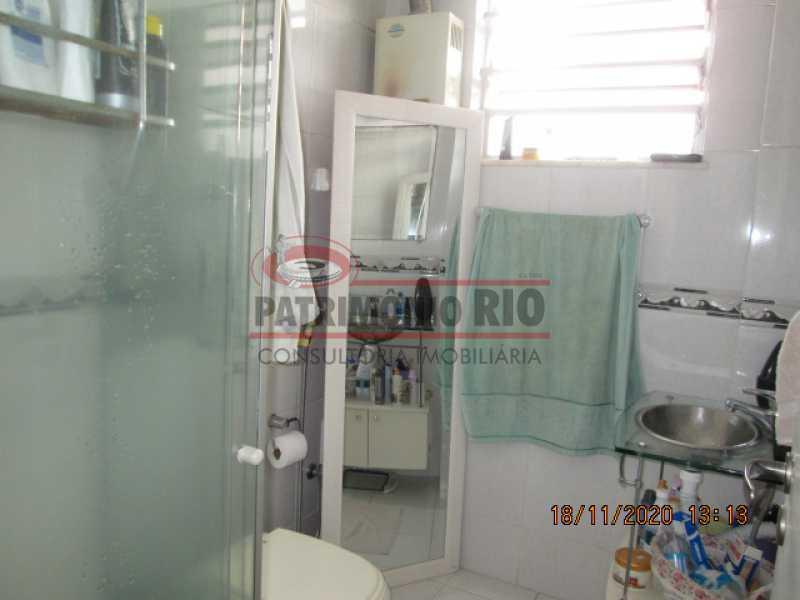 IMG_1808 - Excelente Apartamento Semi - Luxo, 2quartos, dependência completa, vaga de garagem escritura - Cachambi - PAAP24077 - 14