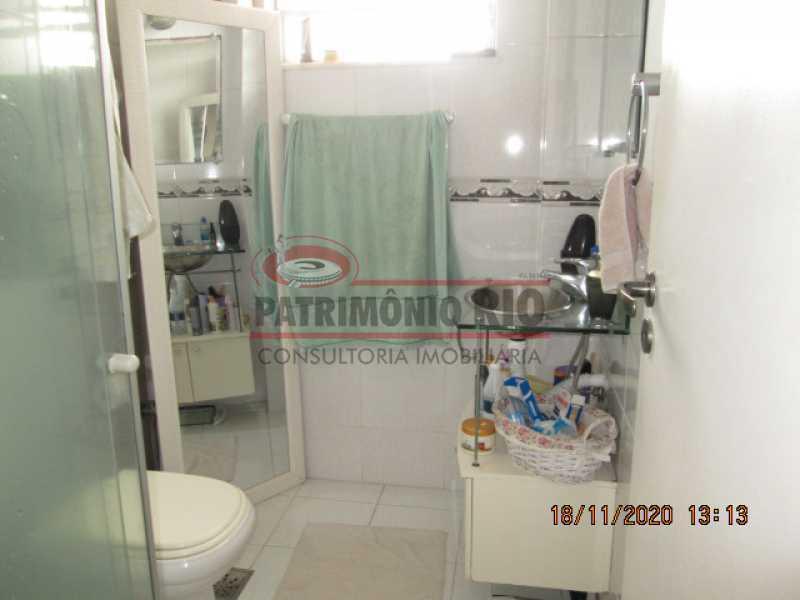 IMG_1809 - Excelente Apartamento Semi - Luxo, 2quartos, dependência completa, vaga de garagem escritura - Cachambi - PAAP24077 - 15