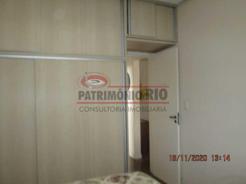 IMG_1811 - Excelente Apartamento Semi - Luxo, 2quartos, dependência completa, vaga de garagem escritura - Cachambi - PAAP24077 - 17