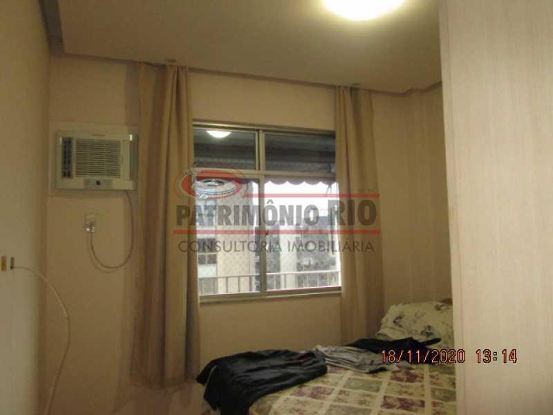IMG_1813 - Excelente Apartamento Semi - Luxo, 2quartos, dependência completa, vaga de garagem escritura - Cachambi - PAAP24077 - 19